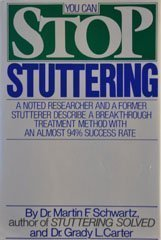 9780060155254: You Can Stop Stuttering