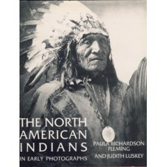 9780060155490: The North American Indians in early photographs