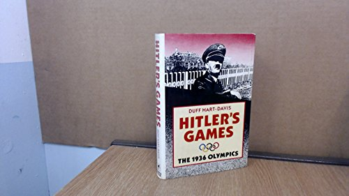 9780060155544: Hitler's Games: The 1936 Olympics