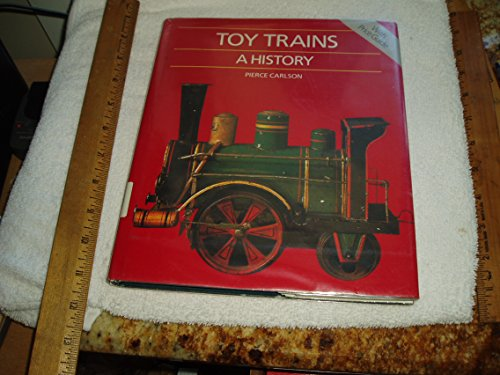 9780060156145: Toy Trains: A History