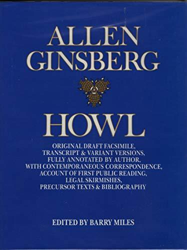 9780060156282: Howl