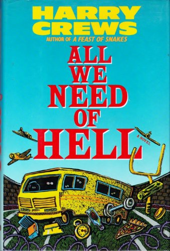 9780060156800: All We Need of Hell