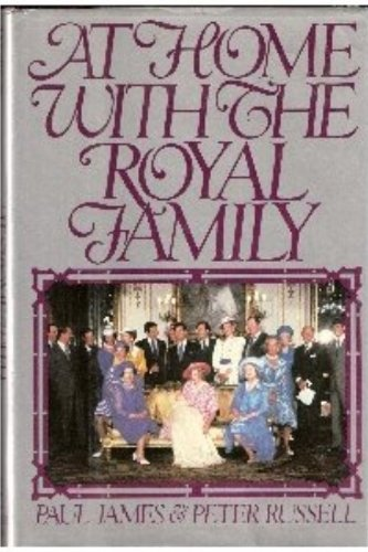 At home with the royal family.: JAMES, PAUL and,