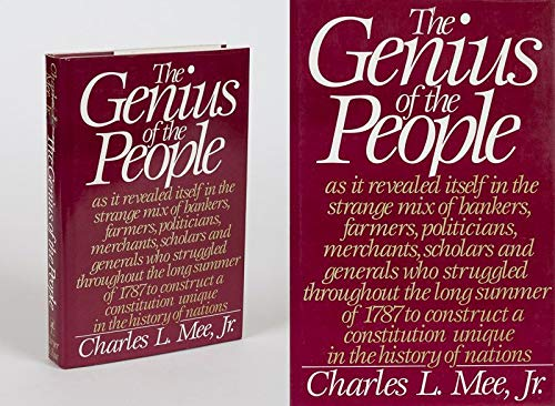 9780060157029: The Genius of the People