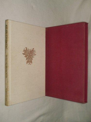 9780060157159: White Shroud: Poems, 1980-1985
