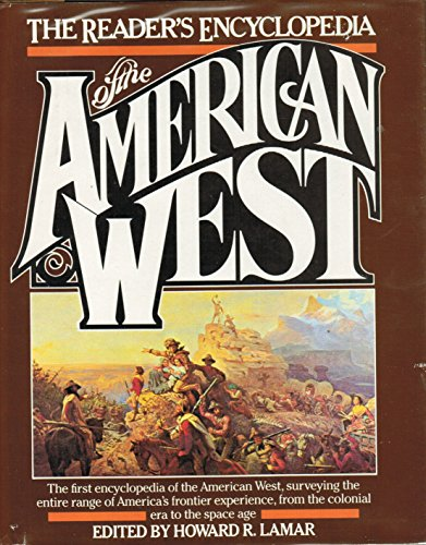 9780060157265: Reader's Encyclopedia of the American West