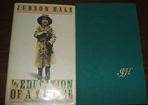 9780060157524: The Education of a Yankee: An American Memoir