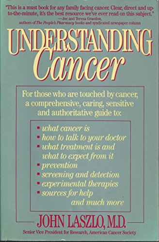 9780060157548: Understanding Cancer
