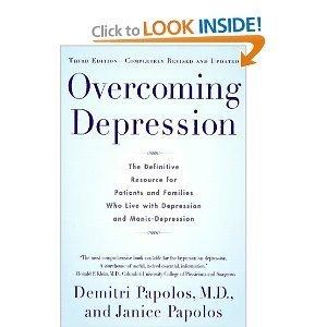 9780060157562: Overcoming Depression