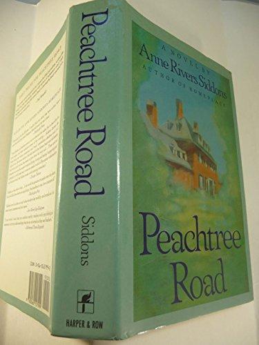 9780060157999: Peachtree Road