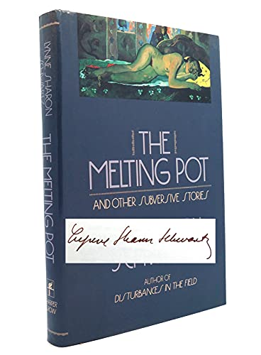 9780060158149: The Melting Pot and Other Subversive Stories