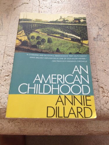 9780060158347: An American Childhood