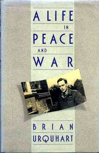 9780060158408: A Life in Peace and War