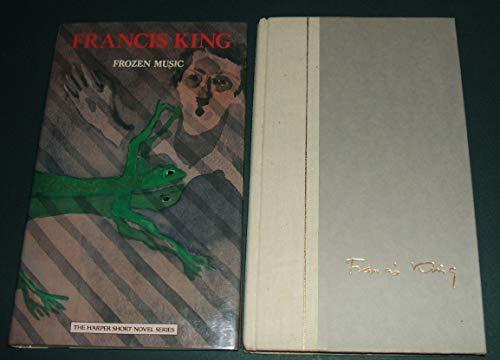 9780060158750: Frozen Music (The Harper Short Novel Series)