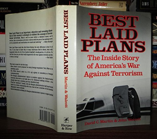 9780060158774: Best Laid Plans: The Inside Story of America's War Against Terrorism