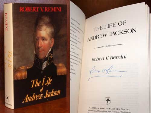 9780060159047: The Life of Andrew Jackson