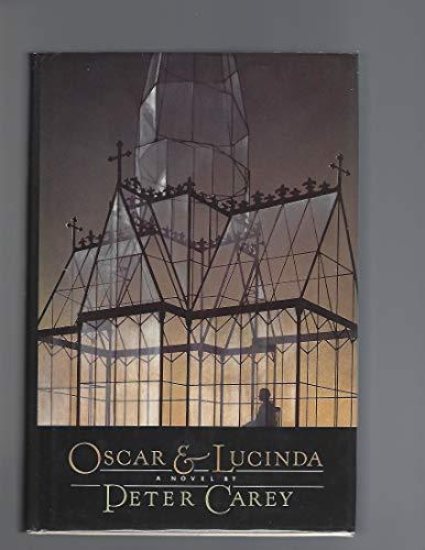 9780060159085: Oscar and Lucinda