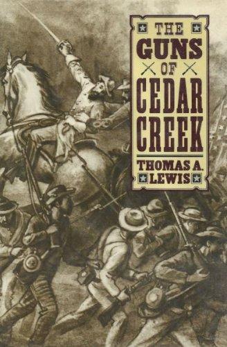 9780060159412: The Guns of Cedar Creek