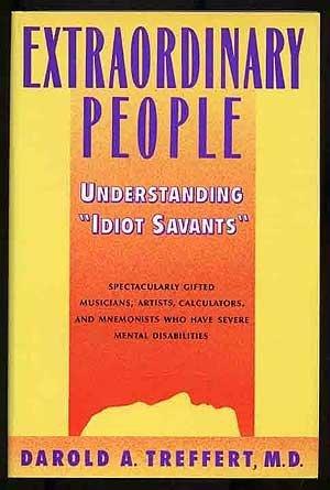 9780060159450: Extraordinary People: Understanding