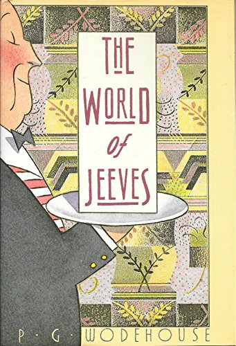 9780060159689: The World of Jeeves