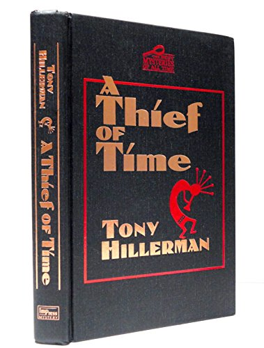 9780060159788: A Thief of Time