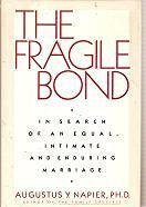 9780060159849: The Fragile Bond: In Search of an Equal Intimate and Enduring Marriage