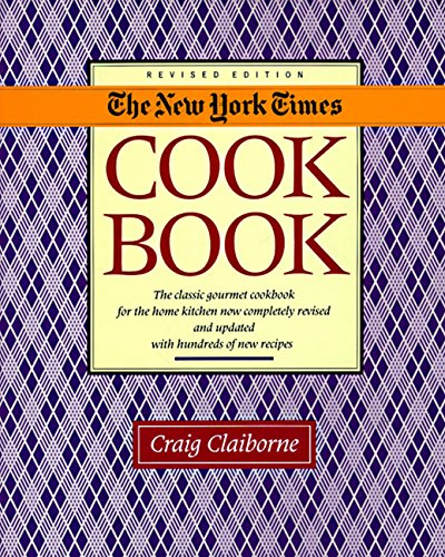 9780060160104: The New York Times Cook Book