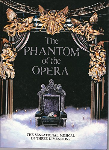 9780060160128: The Phantom of the Opera: Pop-Up Book