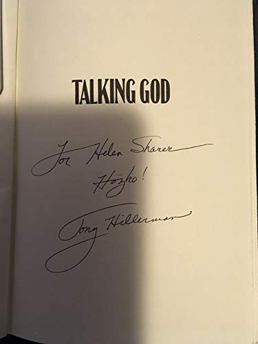 9780060161187: Talking God