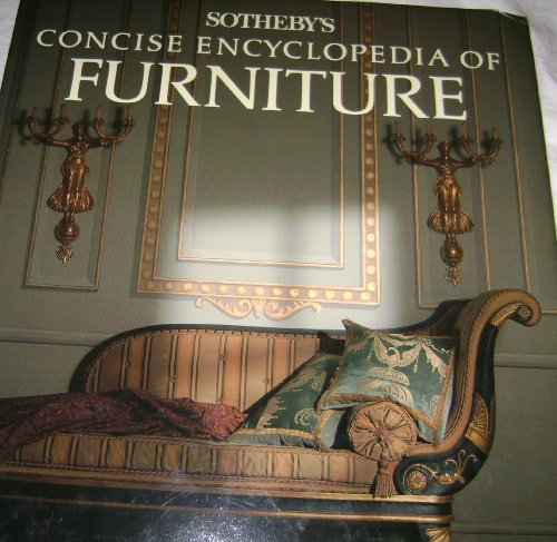 Sotheby's Concise Encyclopedia of Furniture (0060161418) by Christopher Payne; Sotheby's