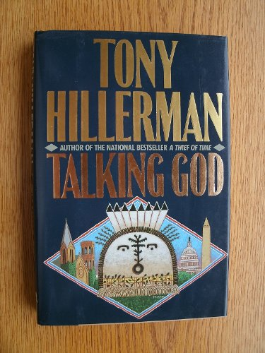 TALKING GOD: Hillerman, Tony