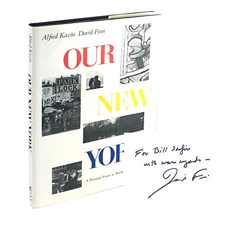 9780060161828: Our New York