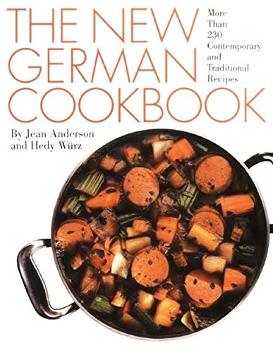 9780060162023: The New German Cookbook: More Than 230 Contemporary and Traditional Recipes
