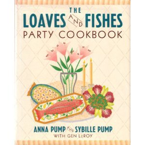 9780060162221: The Loaves and Fishes Party Cookbook