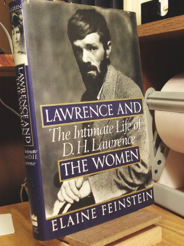 9780060162269: Lawrence and the Women: The Intimate Life of D.H. Lawrence