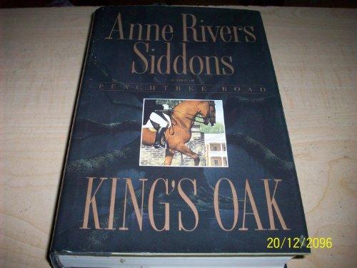 9780060162481: King's Oak: A Novel
