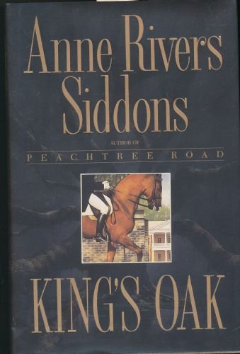 9780060162481: King's Oak: A Novel