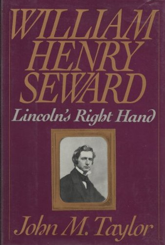 9780060163075: William Henry Seward: Lincoln's Right Hand