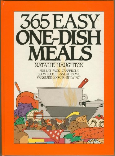 9780060163112: 365 Easy One Dish Meals (365 ways)
