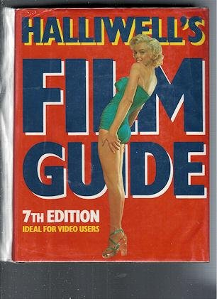 9780060163228: Halliwell's Film Guide, Seventh Edition