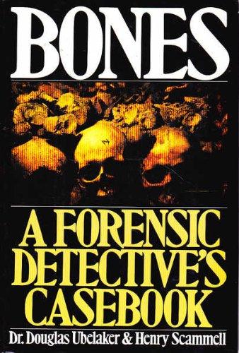 9780060163280: Bones: A Forensic Detective's Casebook