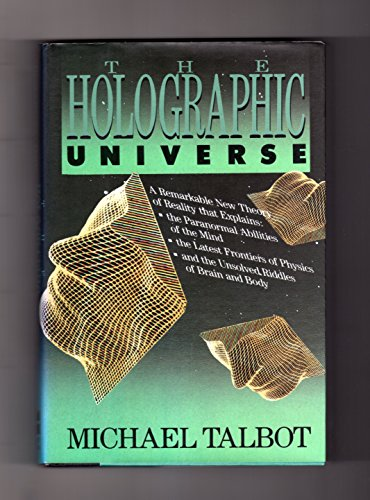 9780060163815: Holographic Universe