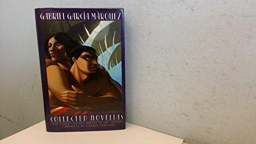 Collected Novellas: Marquez, Gabriel Garcia