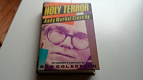 9780060164195: Holy Terror: Andy Warhol Close Up