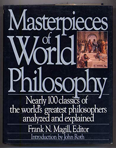 9780060164300: Masterpieces of World Philosophy