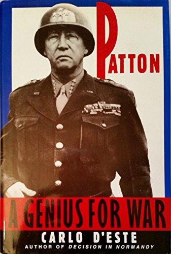 9780060164553: Patton: A Genius for War