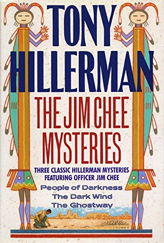 9780060164782: The Jim Chee Mysteries: Three Classic Hillerman Mysteries Featuring Officer Jim Chee: The Dark