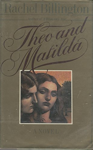 9780060164836: Theo and Matilda: A Novel