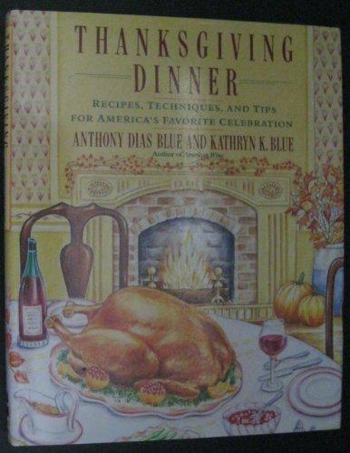 9780060164904: Thanksgiving Dinner