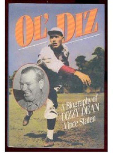 9780060165147: Ol' Diz: A Biography of Dizzy Dean